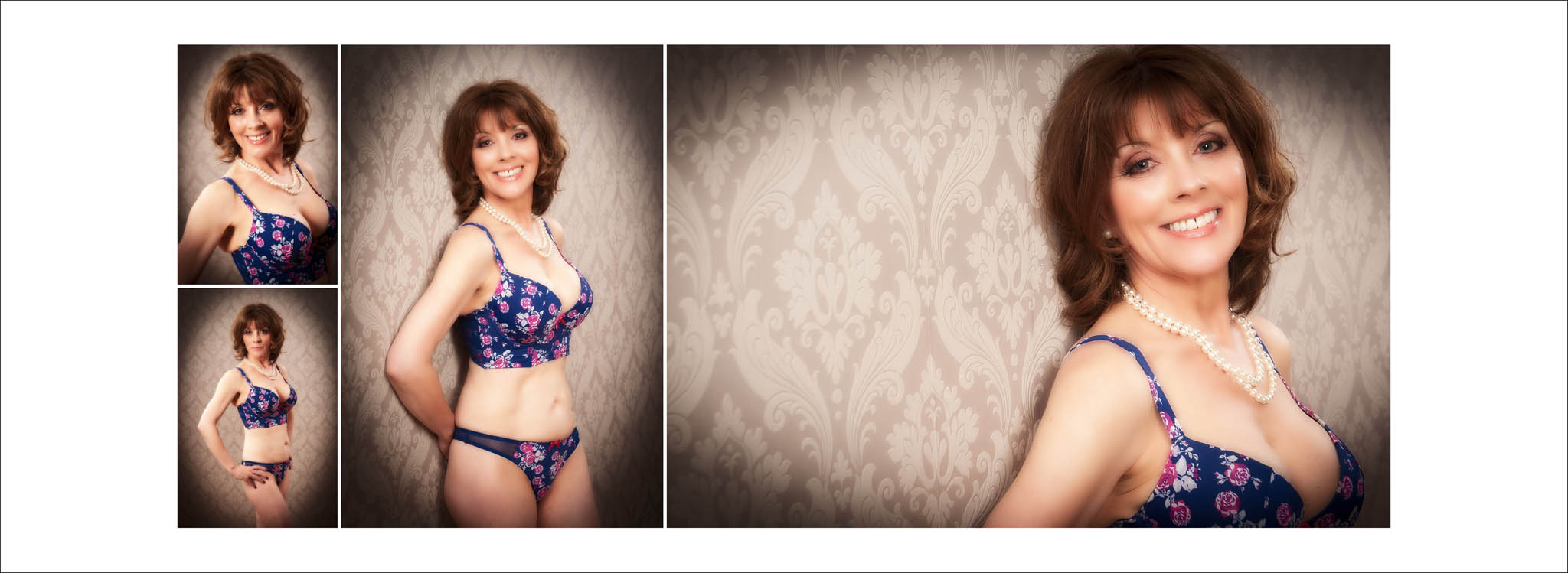Copy of album pages from recent boudoir shoot