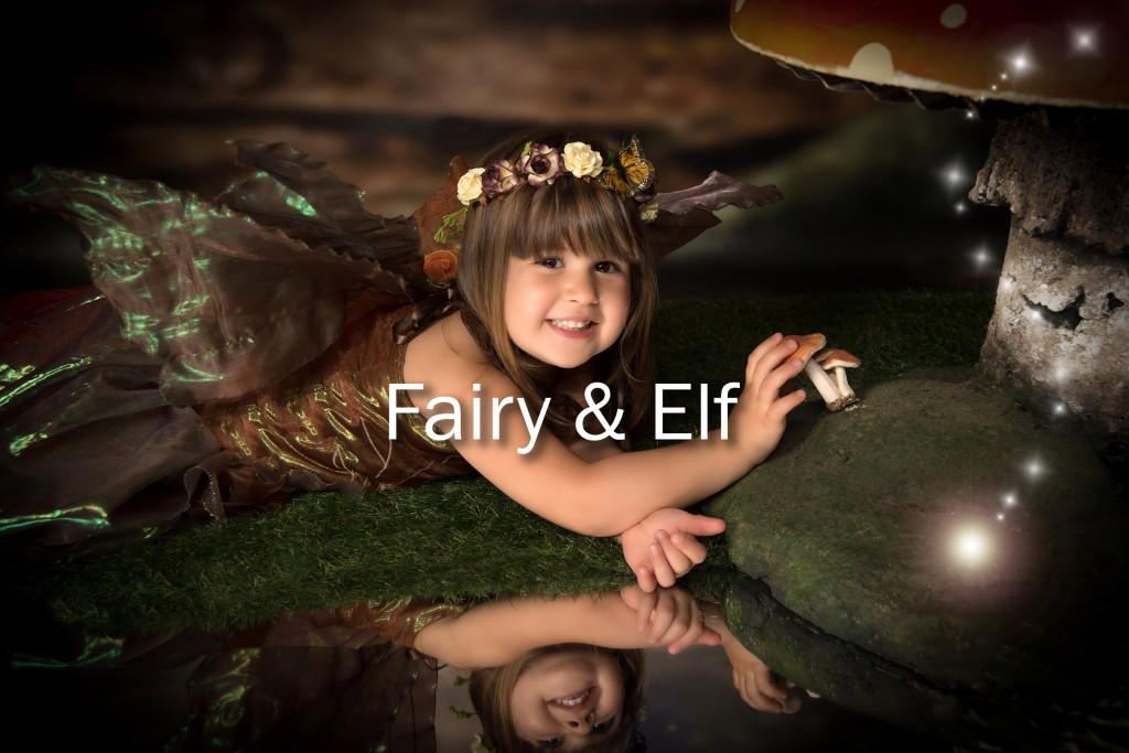 Fairy and Elf Portraits